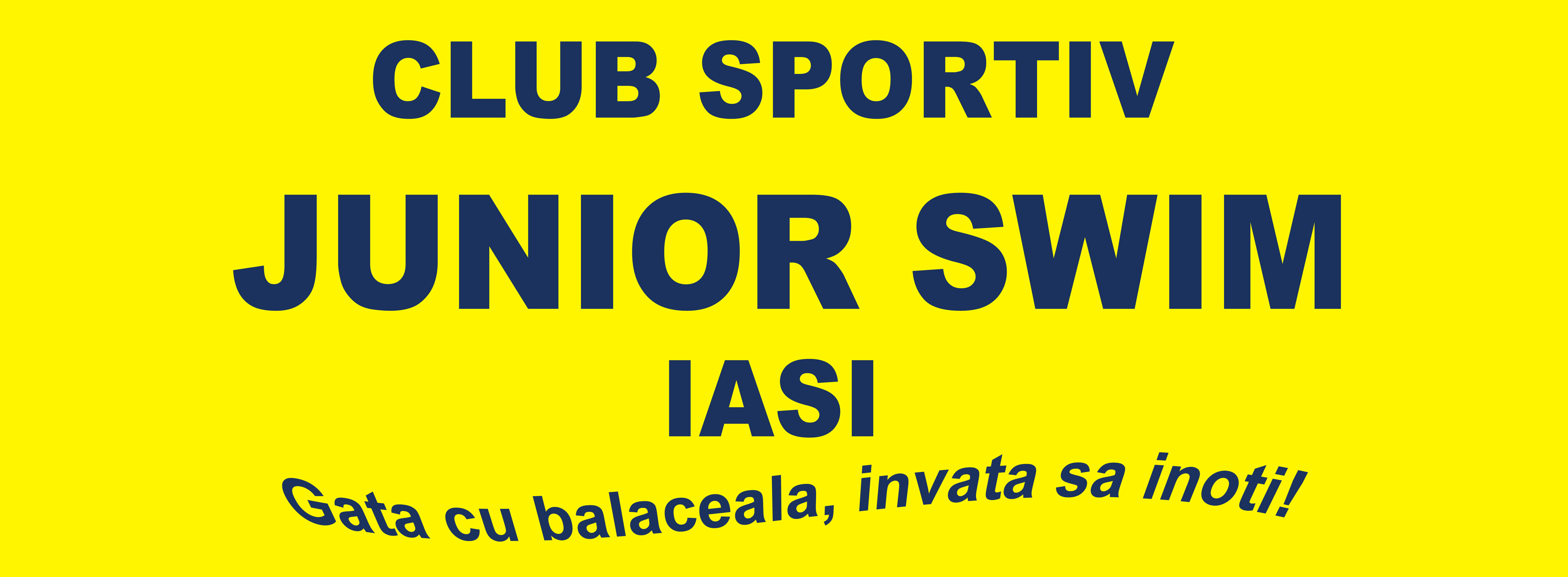 Junior Swim Iasi